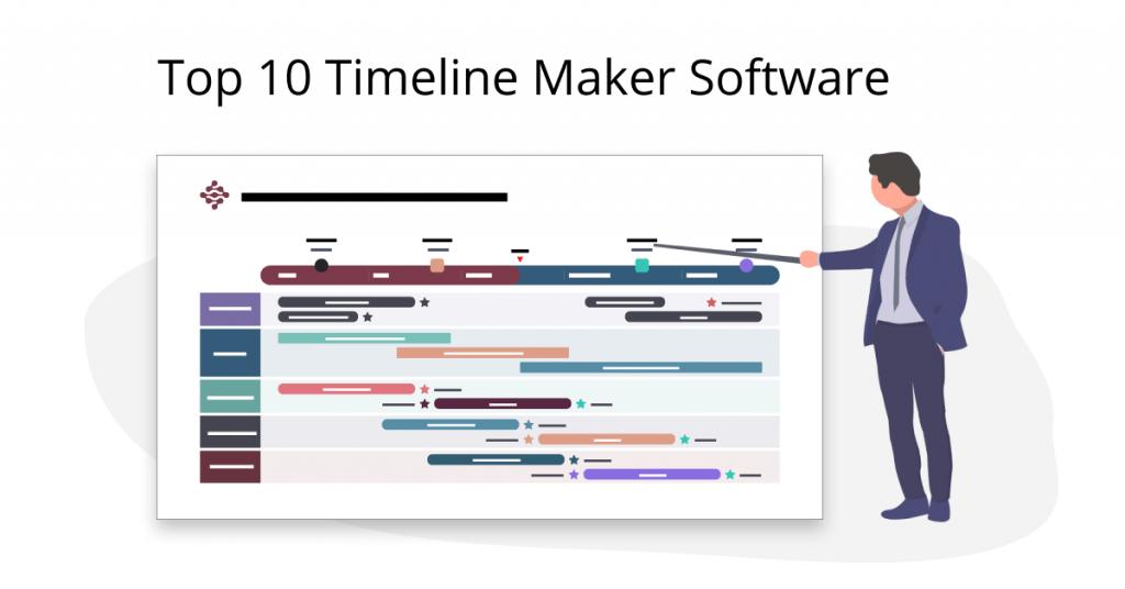 Top 10 Timeline Maker Software